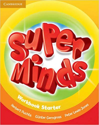Фото - Super Minds Starter Workbook