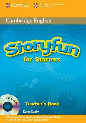 Фото - Storyfun for Starters Teacher's Book with Audio CD (1)