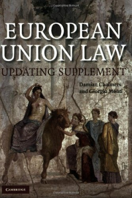 Фото - Euro Union Law Book & supplement