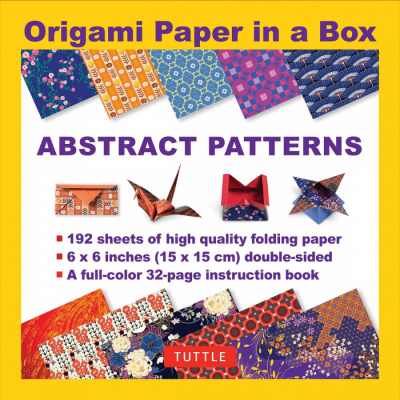 Фото - Origami Paper in a Box: Abstract Patterns