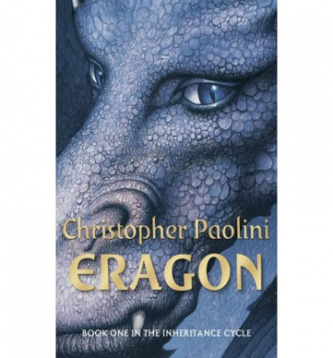 Фото - Eragon.(Book one in the inheritance cycle)