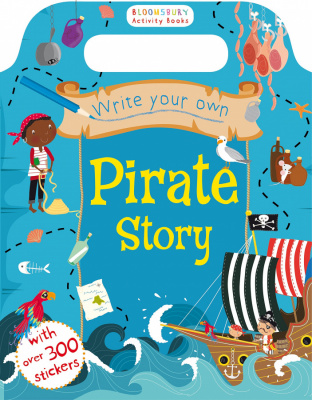 Фото - Write Your Own Pirate Story