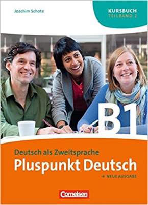 Фото - Pluspunkt Deutsch B1/2 KB