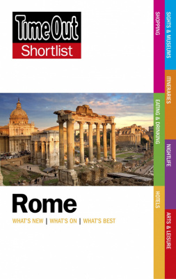 Фото - Time Out Shortlist: Rome 7th Edition