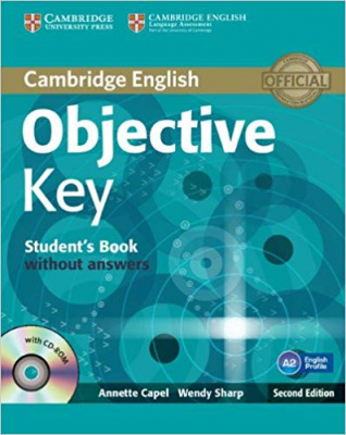 Фото - Objective Key 2nd Ed SB without answers with CD-ROM