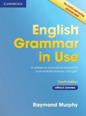 Фото - English Grammar in Use 4th edition Book without answers