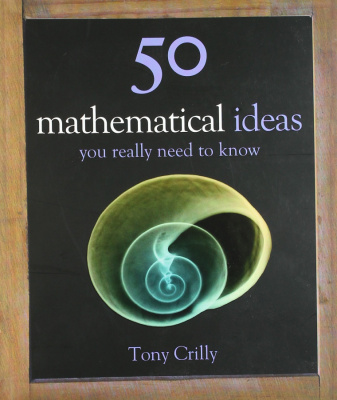 Фото - 50 Mathematical Ideas You Really Need to Know [Hardcover]