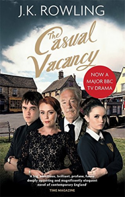 Фото - Casual Vacancy,The: TV Tie-In [Paperback]