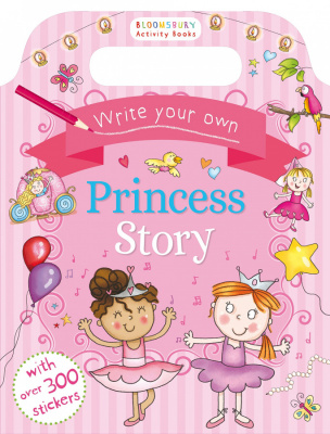Фото - Write Your Own Princess Story