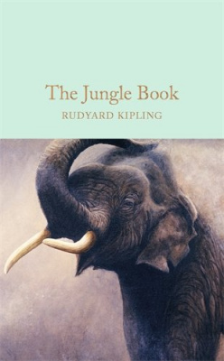 Фото - Macmillan Collector's Library Jungle Book,The