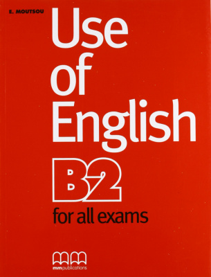 Фото - Use of English for B2 SB