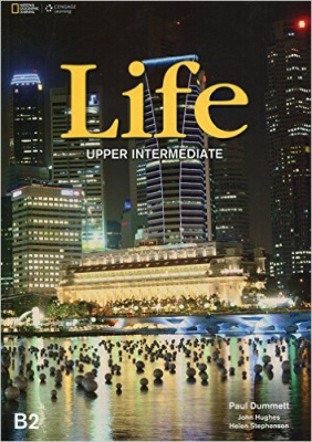 Фото - Life Upper-Intermediate SB with DVD