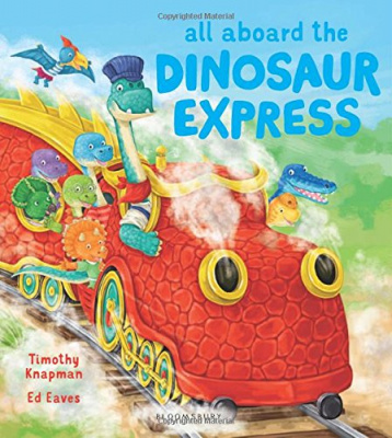 Фото - All Aboard the Dinosaur Express