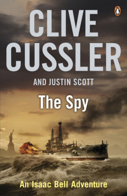 Фото - Cussler Spy (Isaac Bell 3)