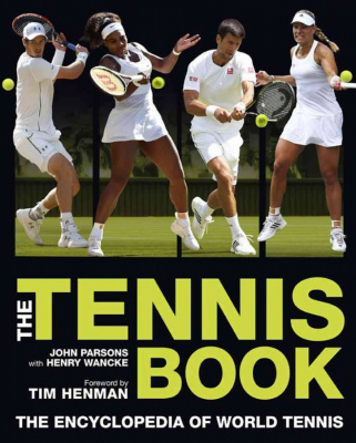 Фото - The Tennis Book