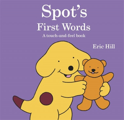Фото - Spot's First Words [Board book]