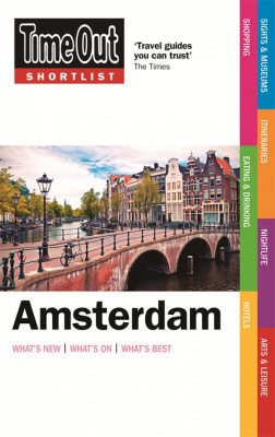 Фото - Time Out Shortlist: Amsterdam 4th edition