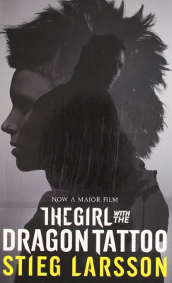 Фото - Girl With the Dragon Tattoo [Paperback]