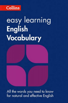 Фото - Collins Easy Learning English Vocabulary (2-ed)