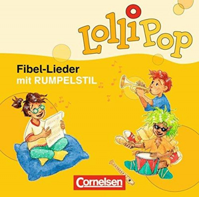 Фото - LolliPop Fibel-Lieder mit Rumpelstil Lieder-CD