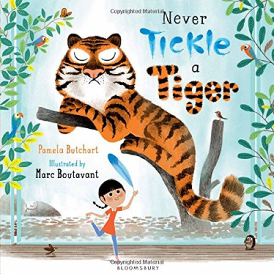 Фото - Never Tickle a Tiger