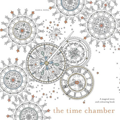 Фото - Time Chamber, The : A Magical Story and Colouring Book