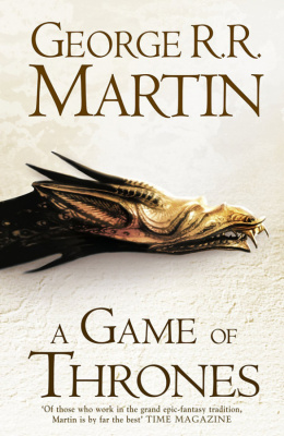Фото - A Song of Ice and Fire Book 1: A Game of Thrones HB