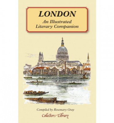 Фото - London: An Illustrated Literary Companion [Hardcover]