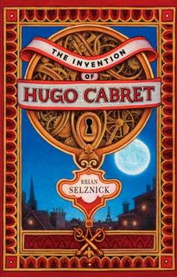 Фото - The Invention of Hugo Cabret  [Hardcover]
