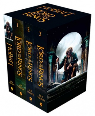 Фото - Hobbit and The Lord of the Rings: Boxed Set