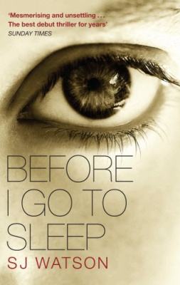 Фото - Before I Go to Sleep [Paperback]