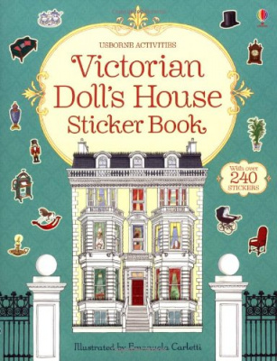 Фото - Victorian Doll's House. Sticker Book