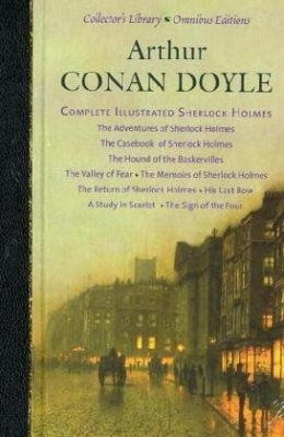 Фото - Doyle: Complete Illustrated Sherlock Holmes