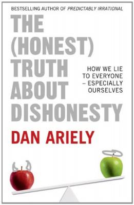 Фото - Truth about Dishonestly