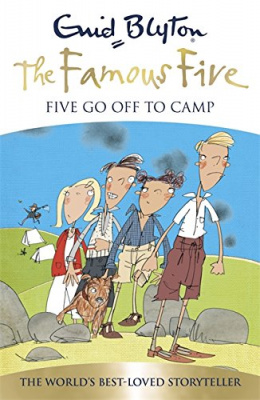 Фото - Five Go off to Camp