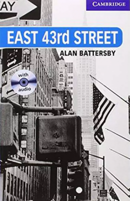 Фото - CER 5 East 43rd Street: Book with Audio CDs (3) Pack