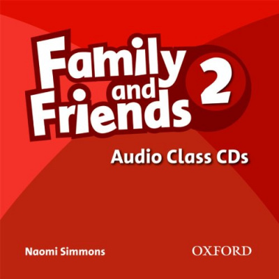 Фото - Family & Friends 2: Class Audio CD