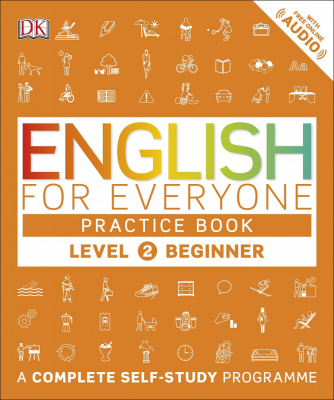 Фото - English for Everyone 2 Beginner Practice Book: A Complete Self-Study Programme