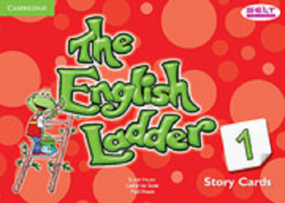Фото - English Ladder Level 1 Story Cards (Pack of 64)