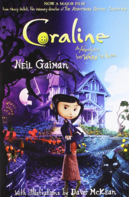 Фото - Coraline – Film Tie-In Edition