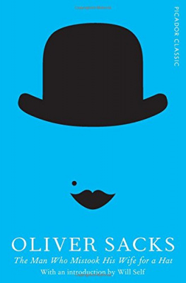 Фото - Man Who Mistook His Wife for a Hat [Paperback]