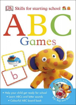 Фото - Skills for Starting School: ABC Games