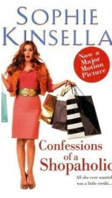 Фото - Kinsella Confessions of a Shopaholic (Film Tie-In) A-format