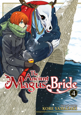Фото - The Ancient Magus' Bride Vol. 4